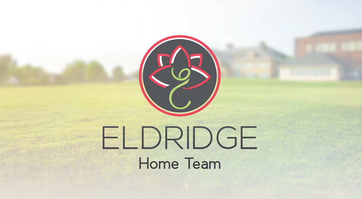 SHow Eldridge home team logo.