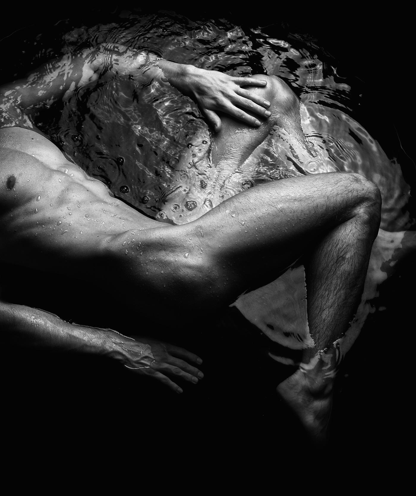 Male Nude, Self Portrait Photograph By Art Of Male Nude Josh Humble Model