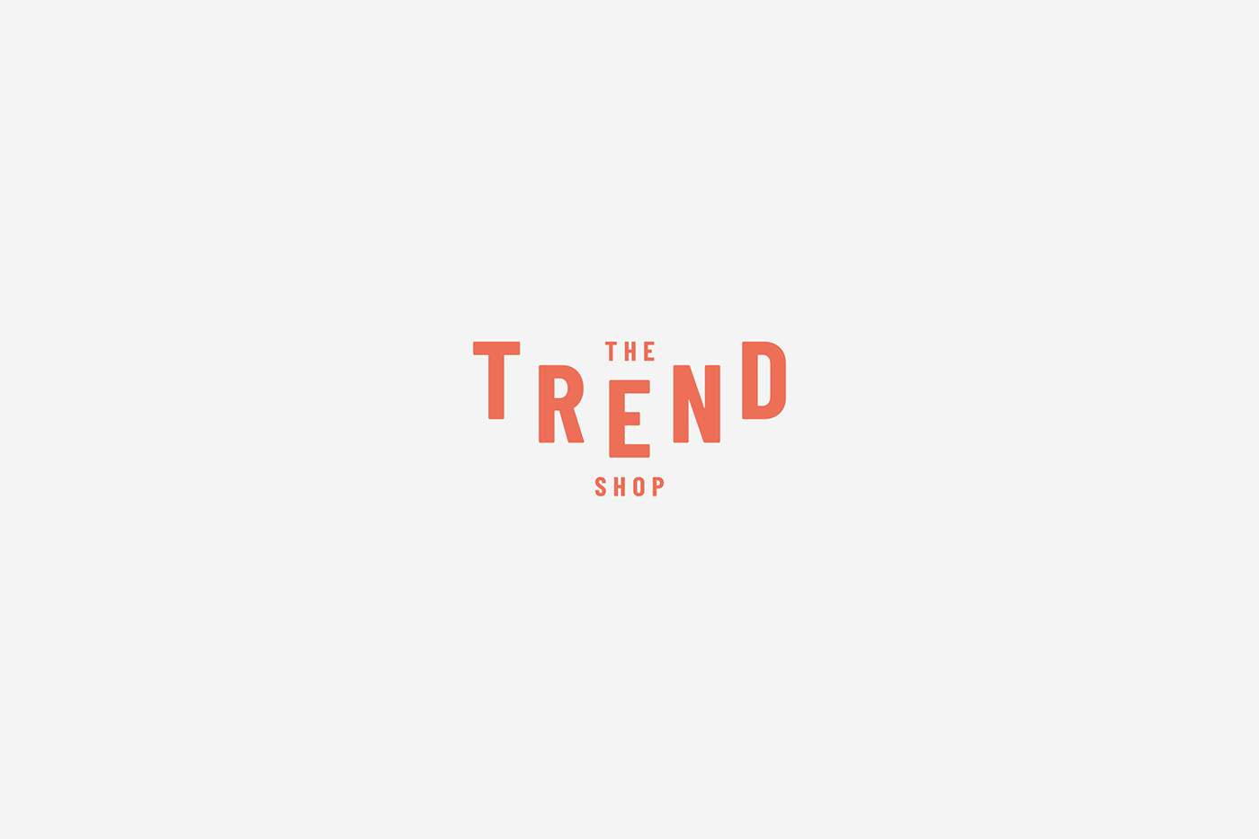 brand Clothing color trend design