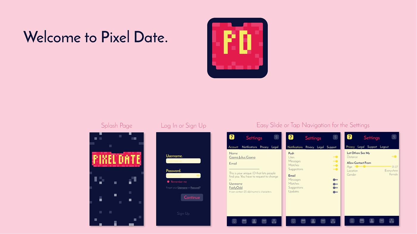 geeky dating app