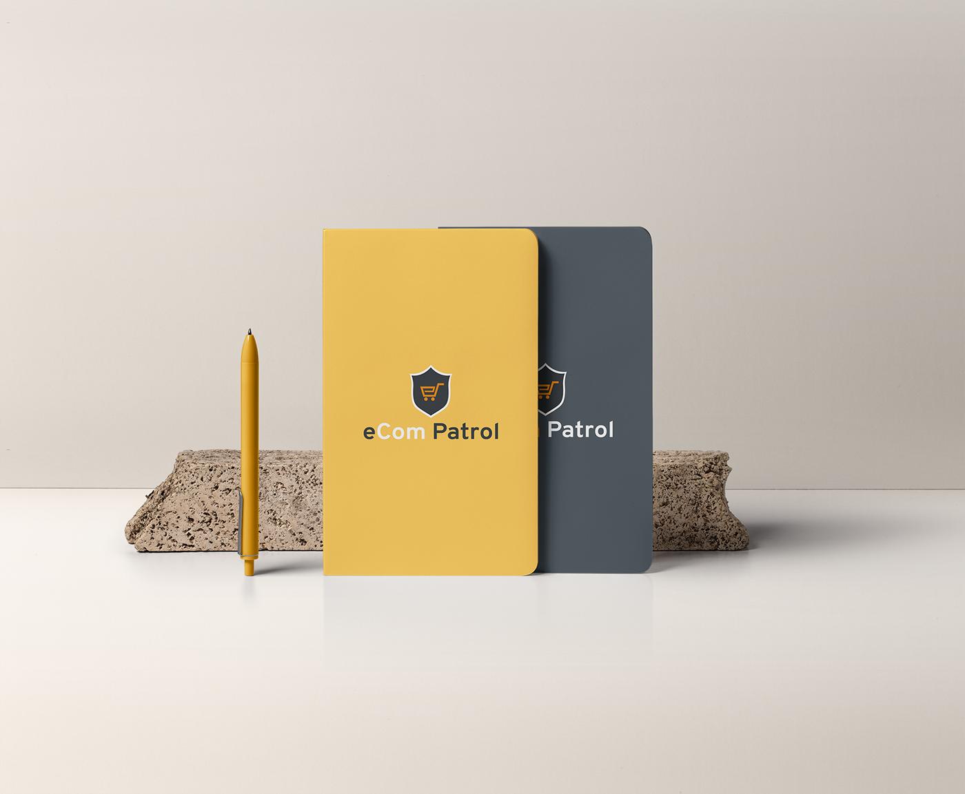 高質感的23張筆記本封面設計欣賞