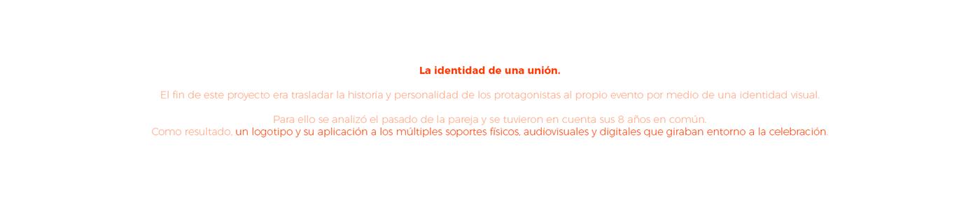 identidad gráfica,logo,graphic design ,Art Director,wedding,Logotype,graphic identity