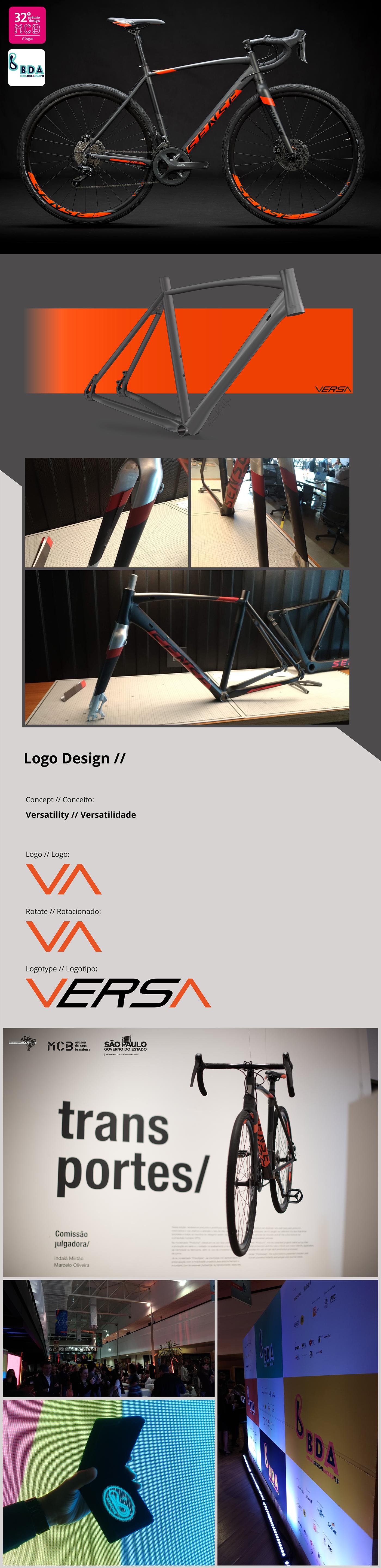 Bike gravel graphic design  visual identity logo Logotype