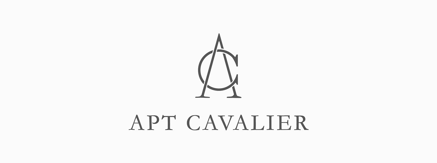 Apt Cavalier: Equestrian Clothing Brand   Logo Design On Behance