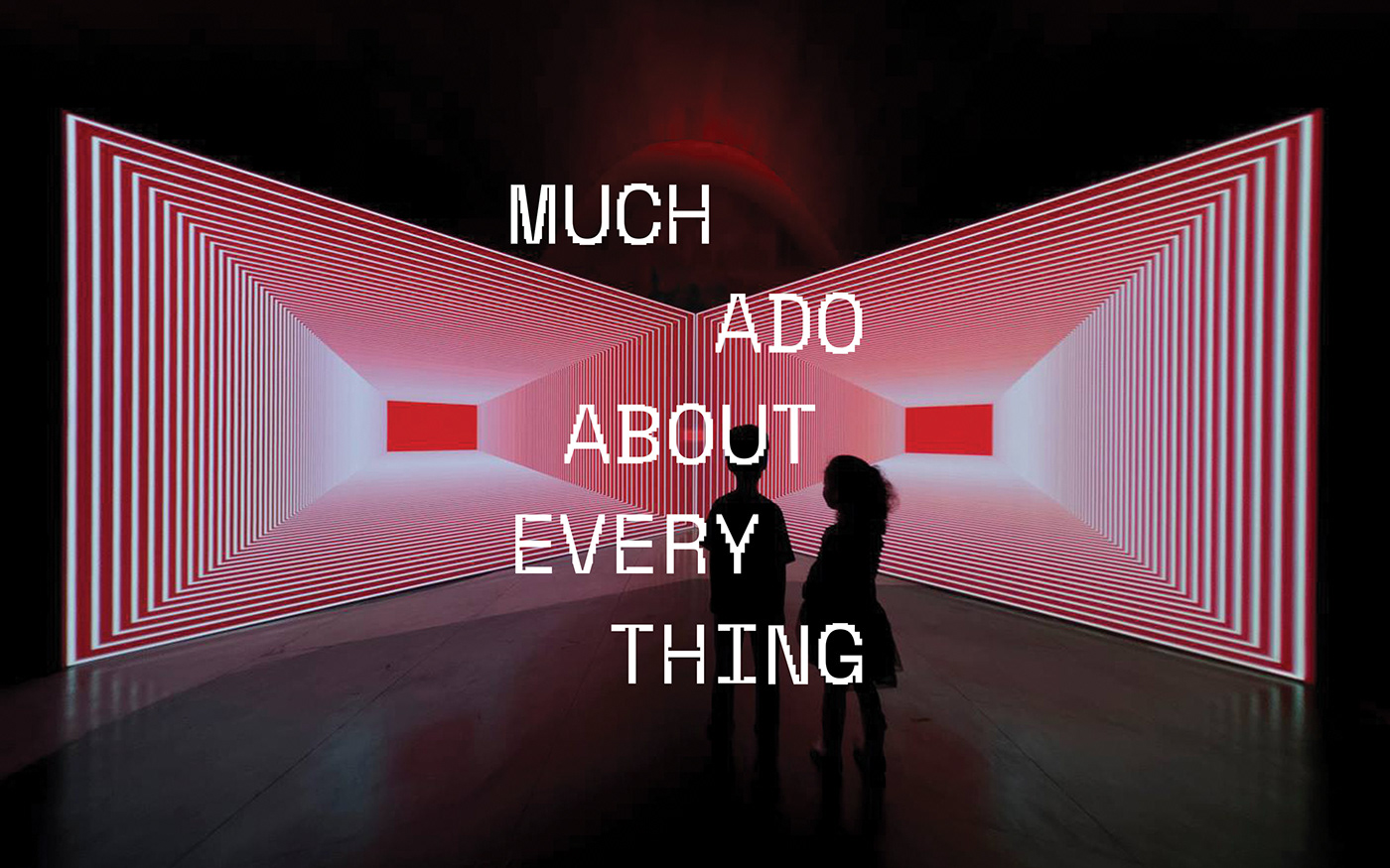 typographic 3D new media art Website Exhibition  chinese Hong Kong red art motion