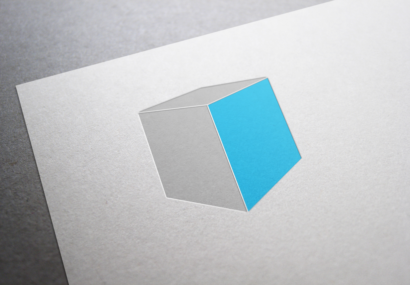 creative box logo design on behance. Black Bedroom Furniture Sets. Home Design Ideas