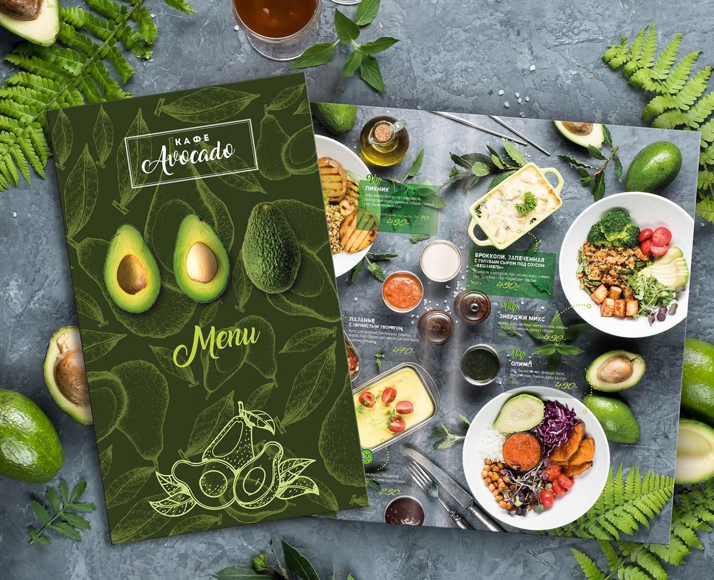 優質的29個菜單設計範本欣賞