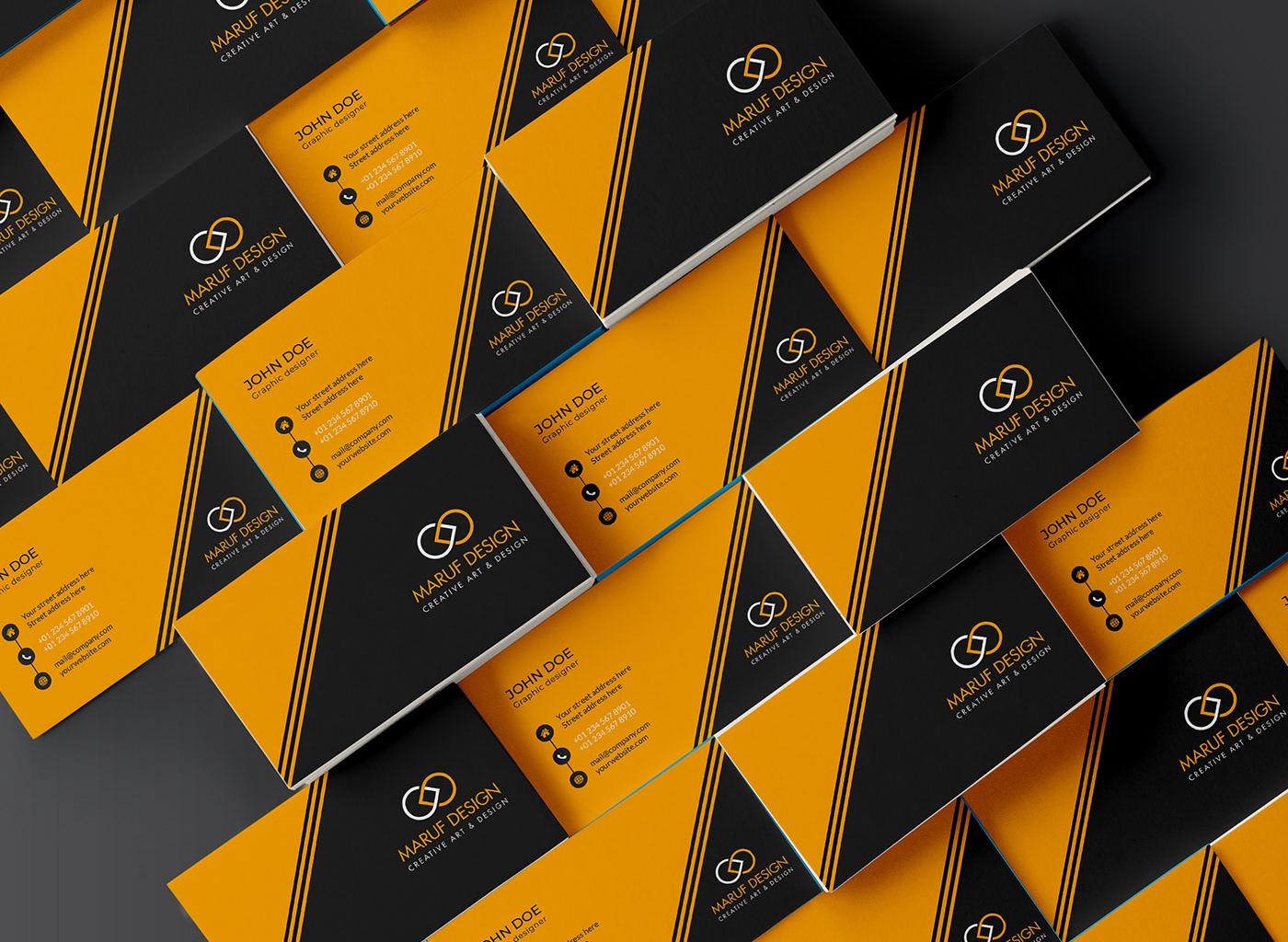 極美的24款卡片設計欣賞