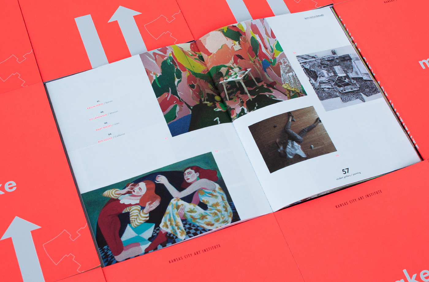 Kansas City Art Institute View Book On Behance