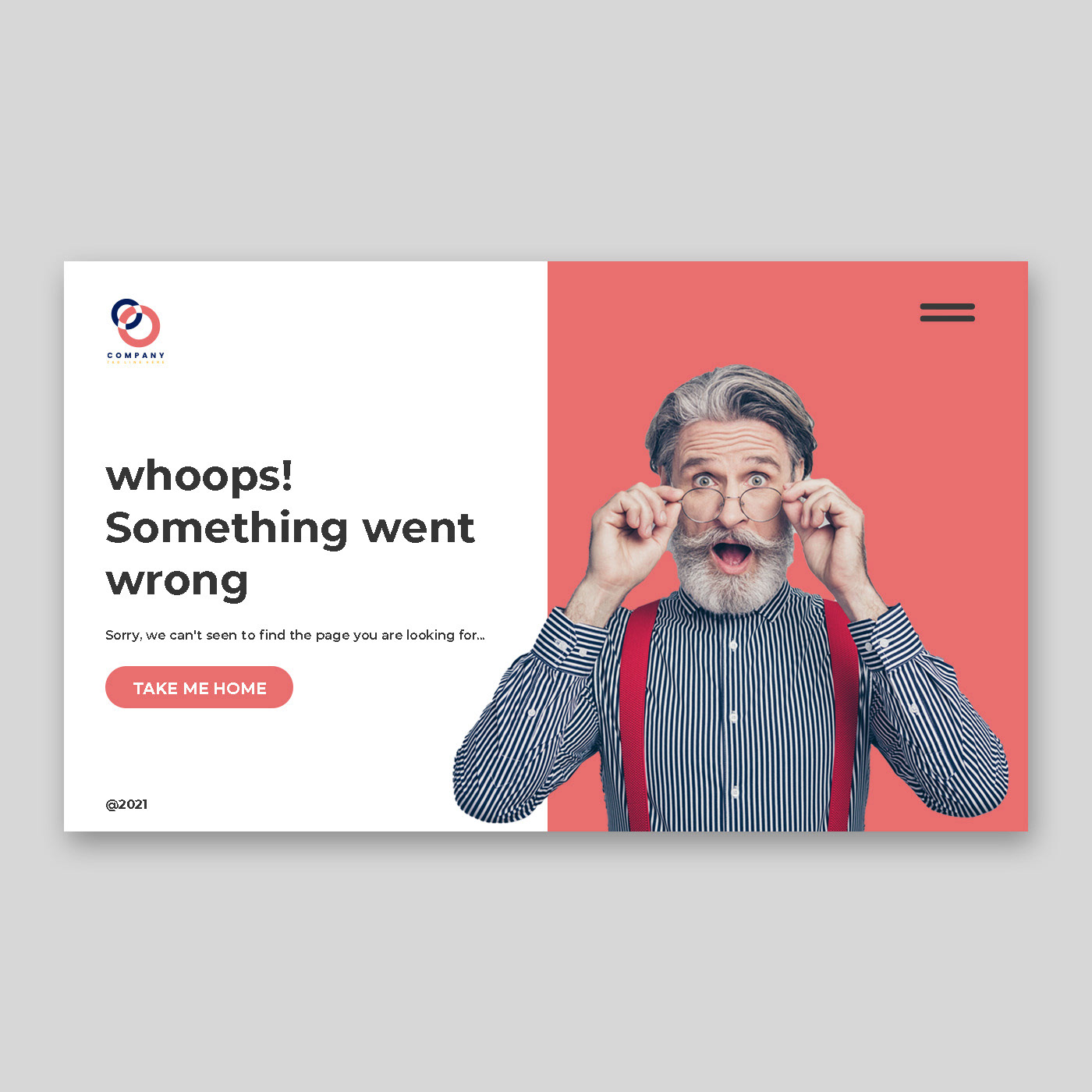 creative landing page Interactive Pages uxui
