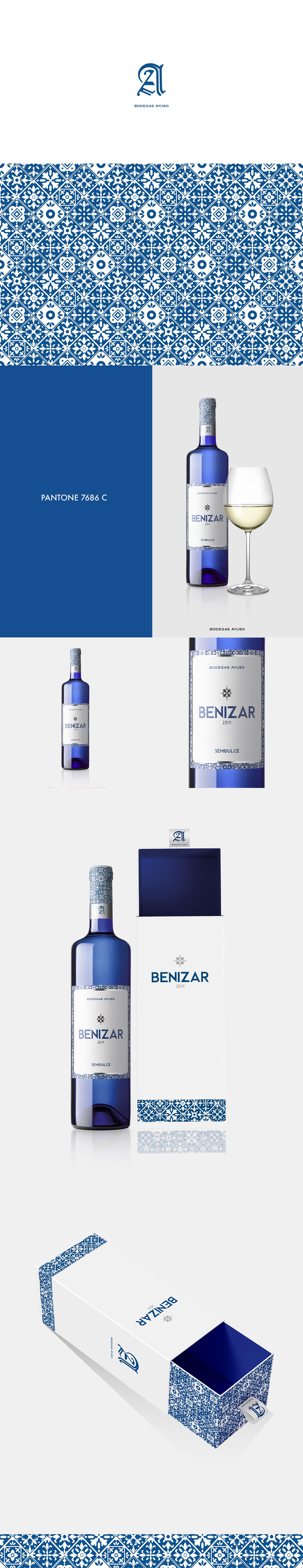 botella design etiquetas ilustracion Label Packaging vino wine