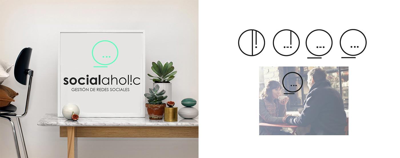 diseño gráfico branding  identidad visual Tarjetas de visita color design
