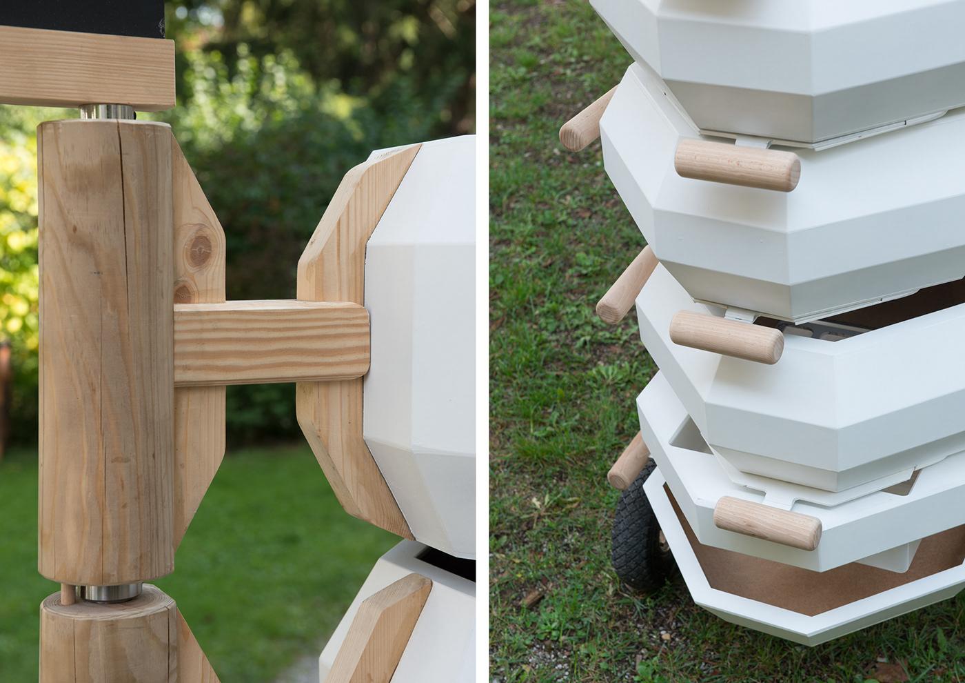 Mealworms foodtruck product design  future food Sustainable Design Food  industrial design  social design University future life