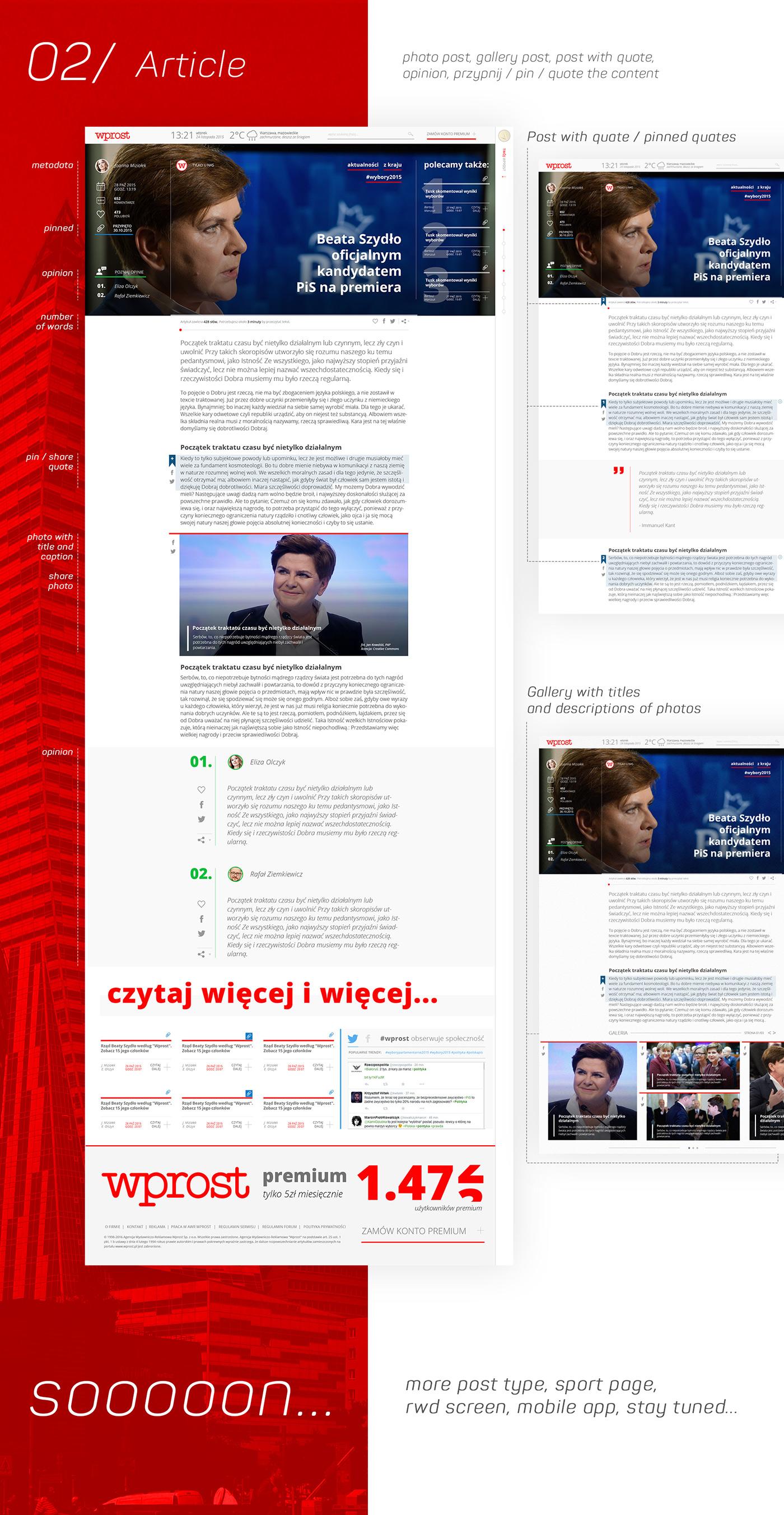 magazine,press,portal,poland,concept