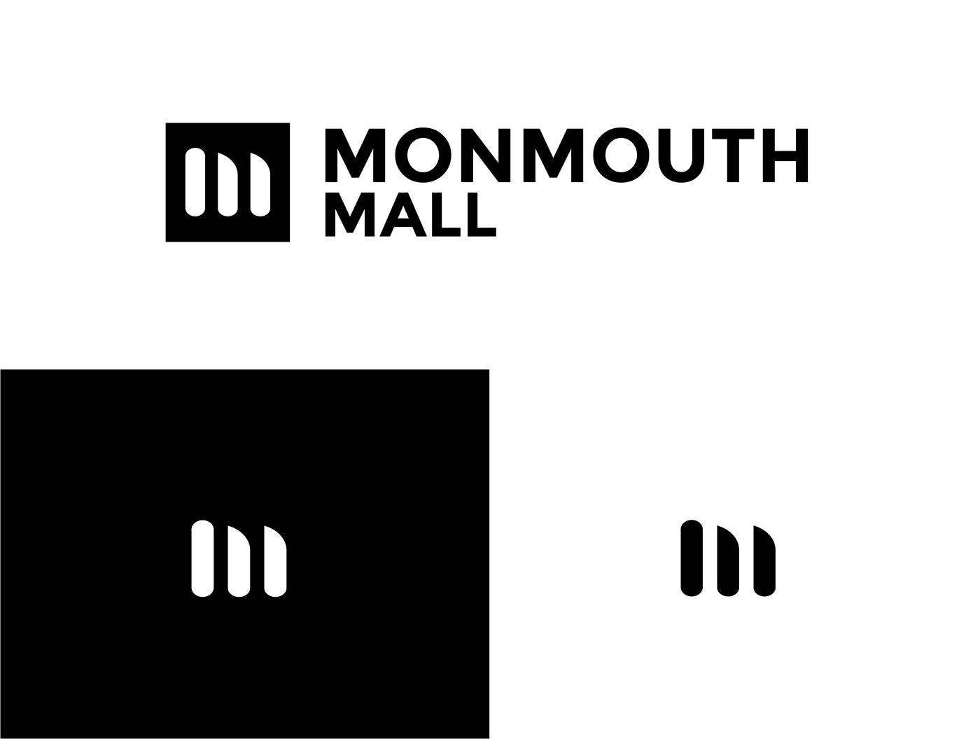 Monmouth Mall on Behance