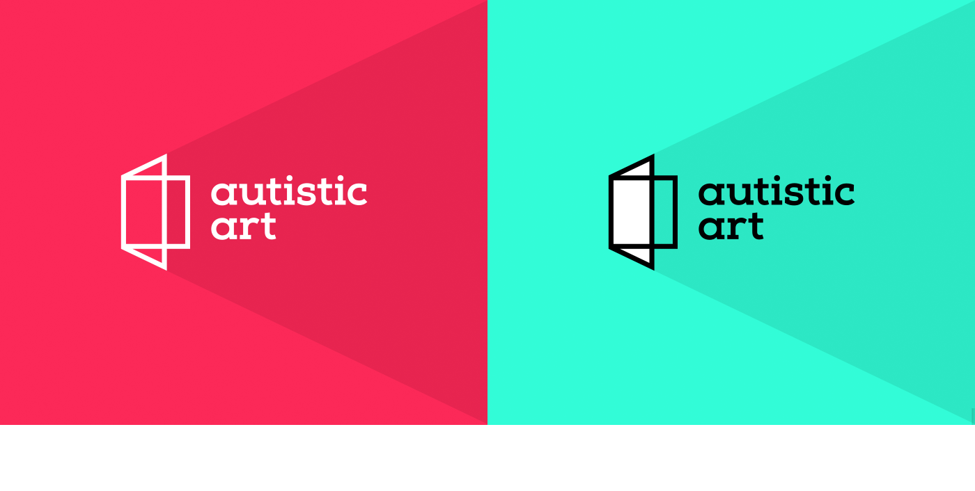 Brand Identity and Product Packaging for Autistic Art
