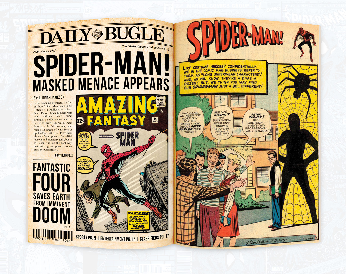 marvel spider-man comic comicbook graphicnovel