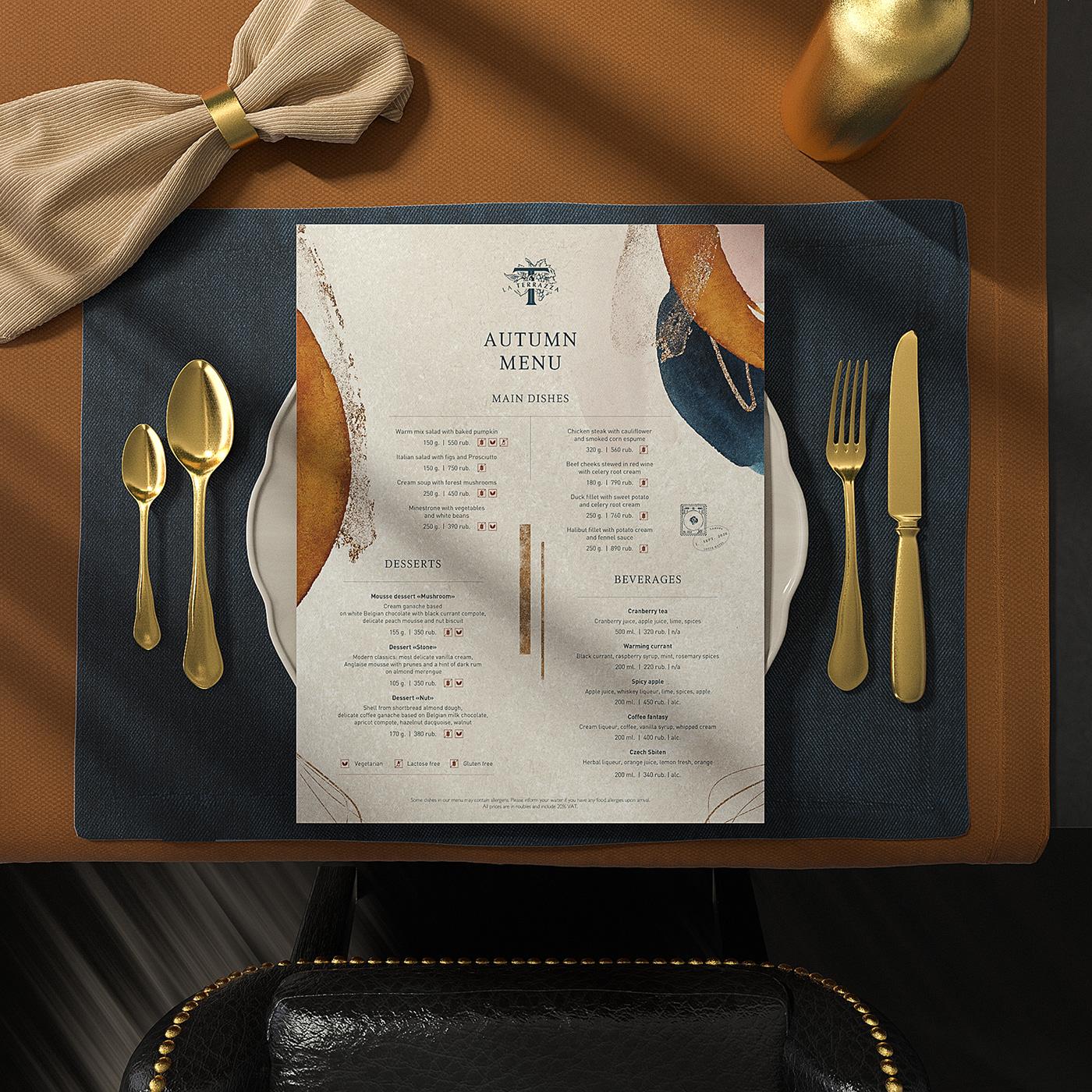 Image may contain: indoor, menu and tool