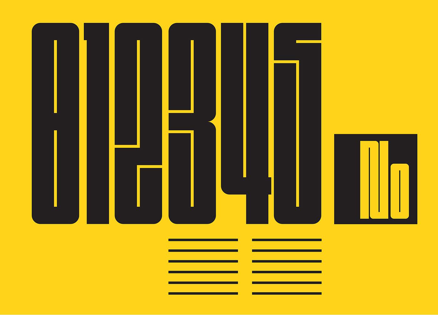 font Typeface free milc wim crowell geometric Classic corruptdream vlad poparlan