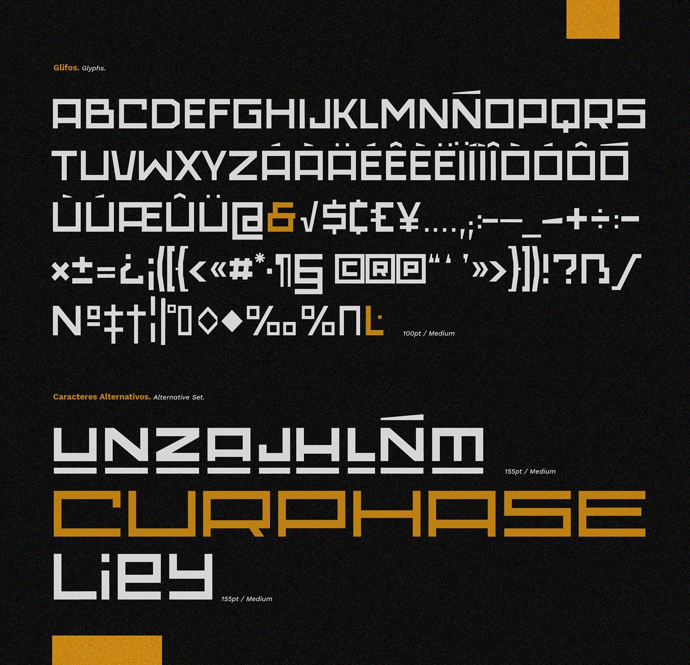 font free Futbol geometric sanserif soccer sport Typeface typography