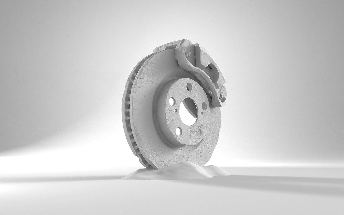 car toyota 3D CGI postproduction ADV