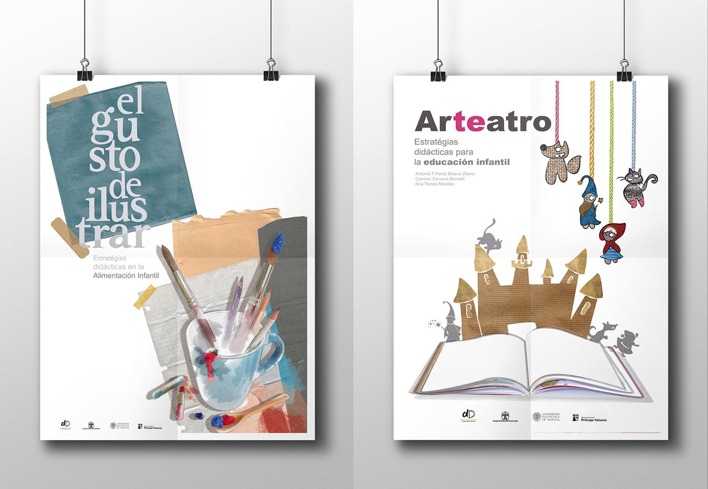 diseño gráfico ilustracion photoshop coreldraw Illustrator cartelería