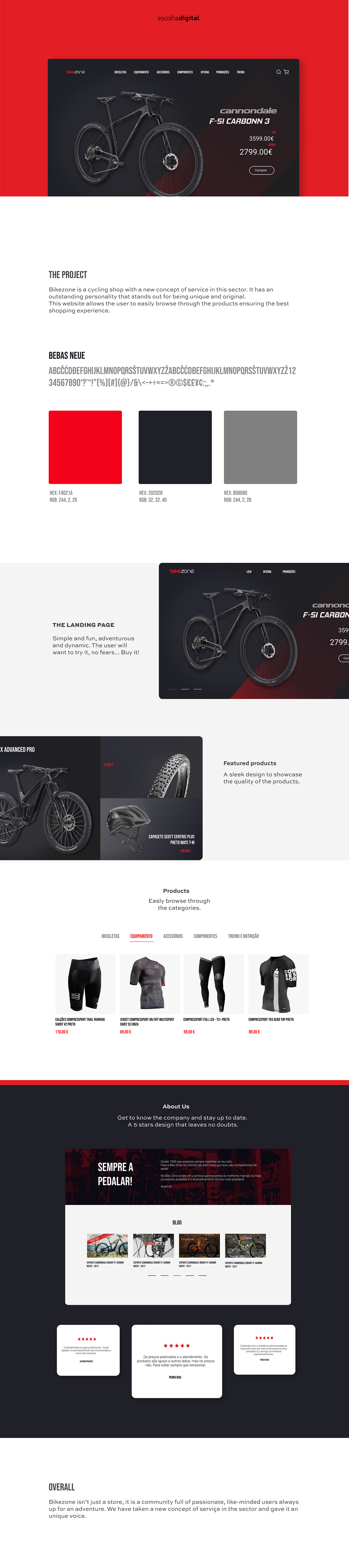 bikes landingpage sports UI ux Website Wed Design
