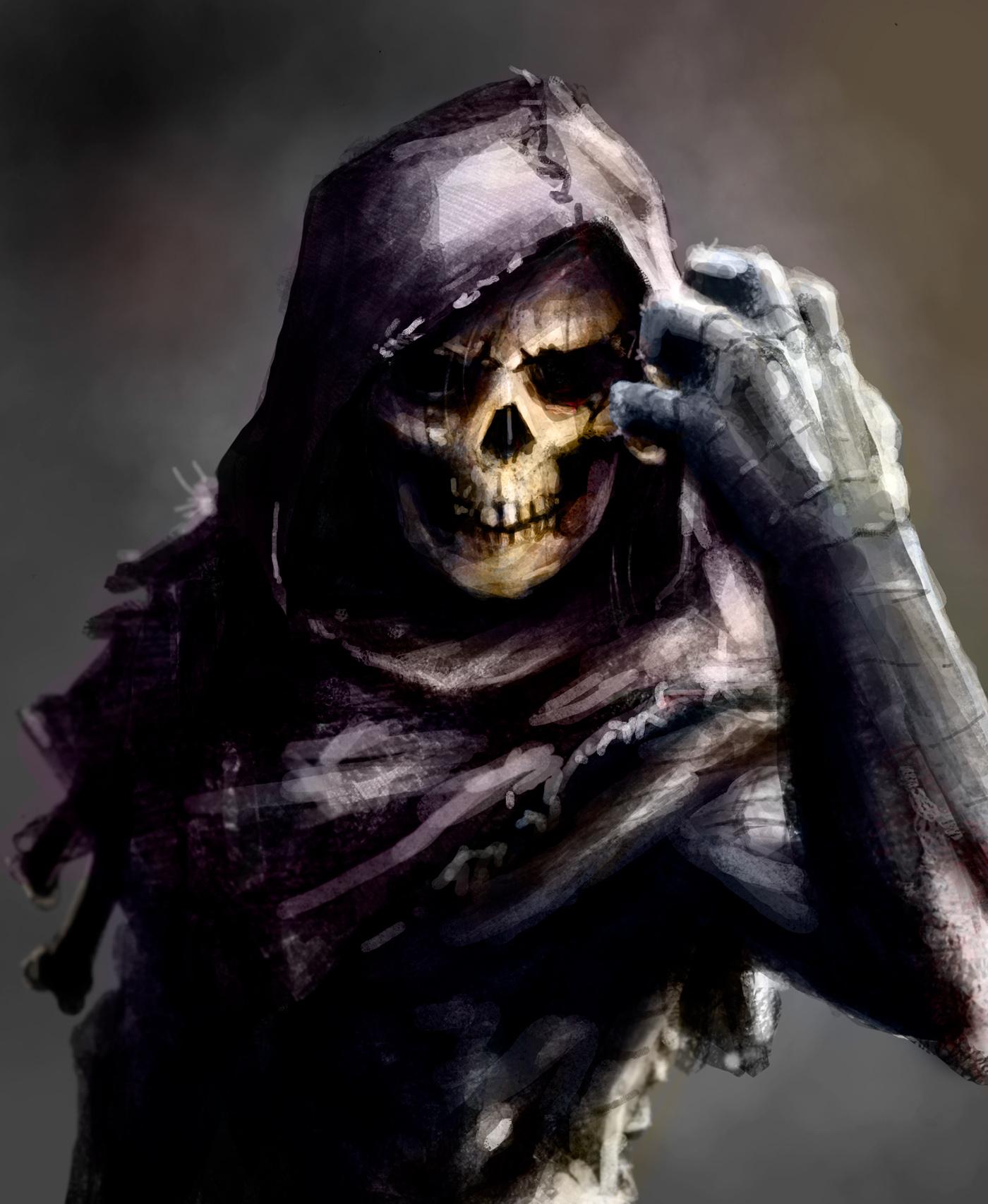 he concept skeletor skull behance face universe fiction science