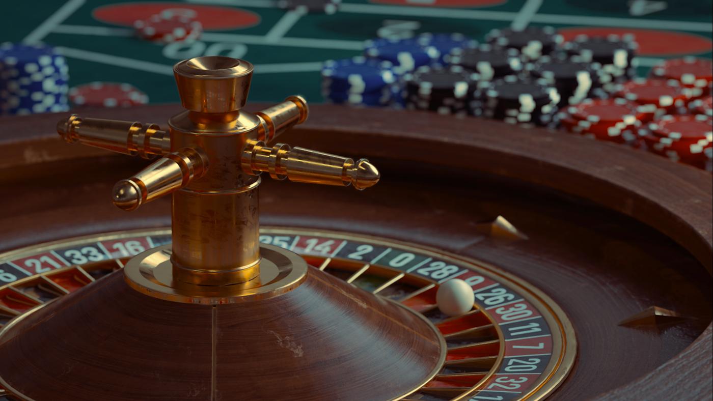 A Casino Night