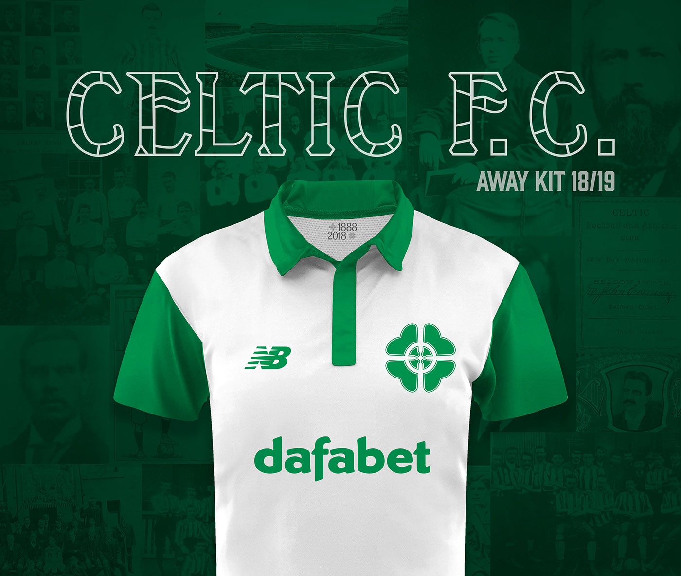 Celtic FC New Balance Away Jersey 18 19 Concept Kit. Kevin Coyle •. Follow  Following Unfollow. Introduction 494eab9cc