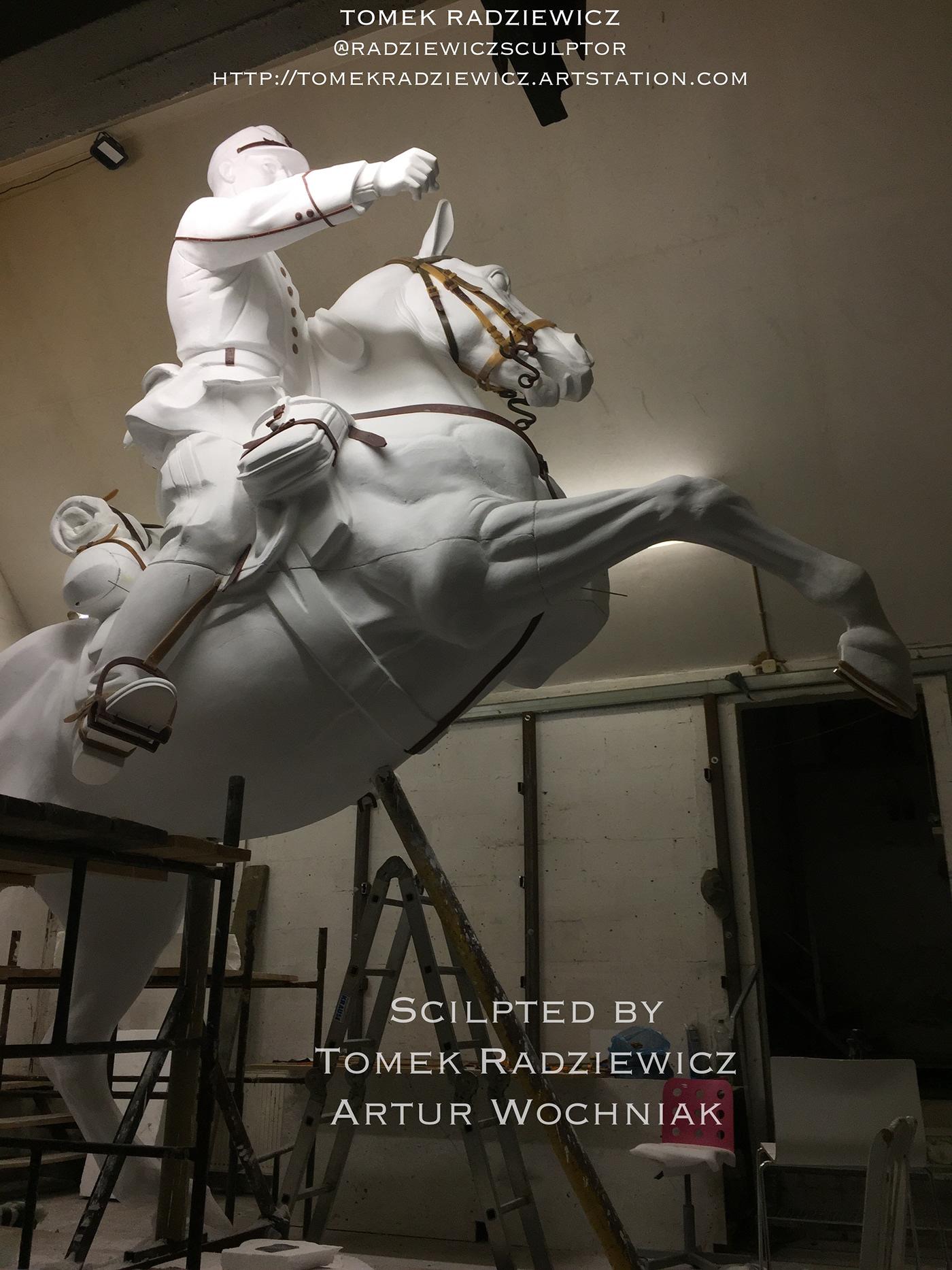 Character interiordesign sculpture