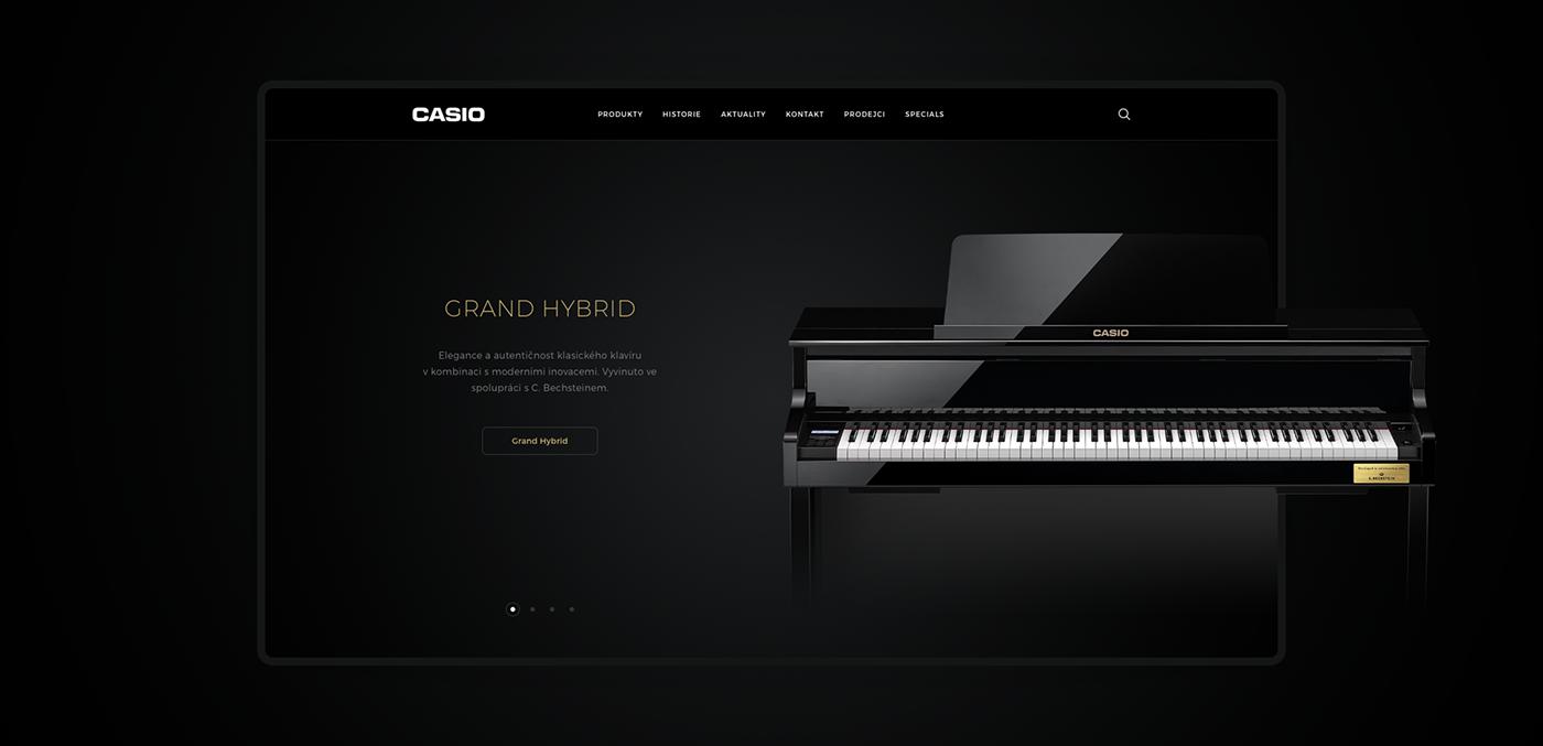 Image may contain: musical keyboard, monitor and music