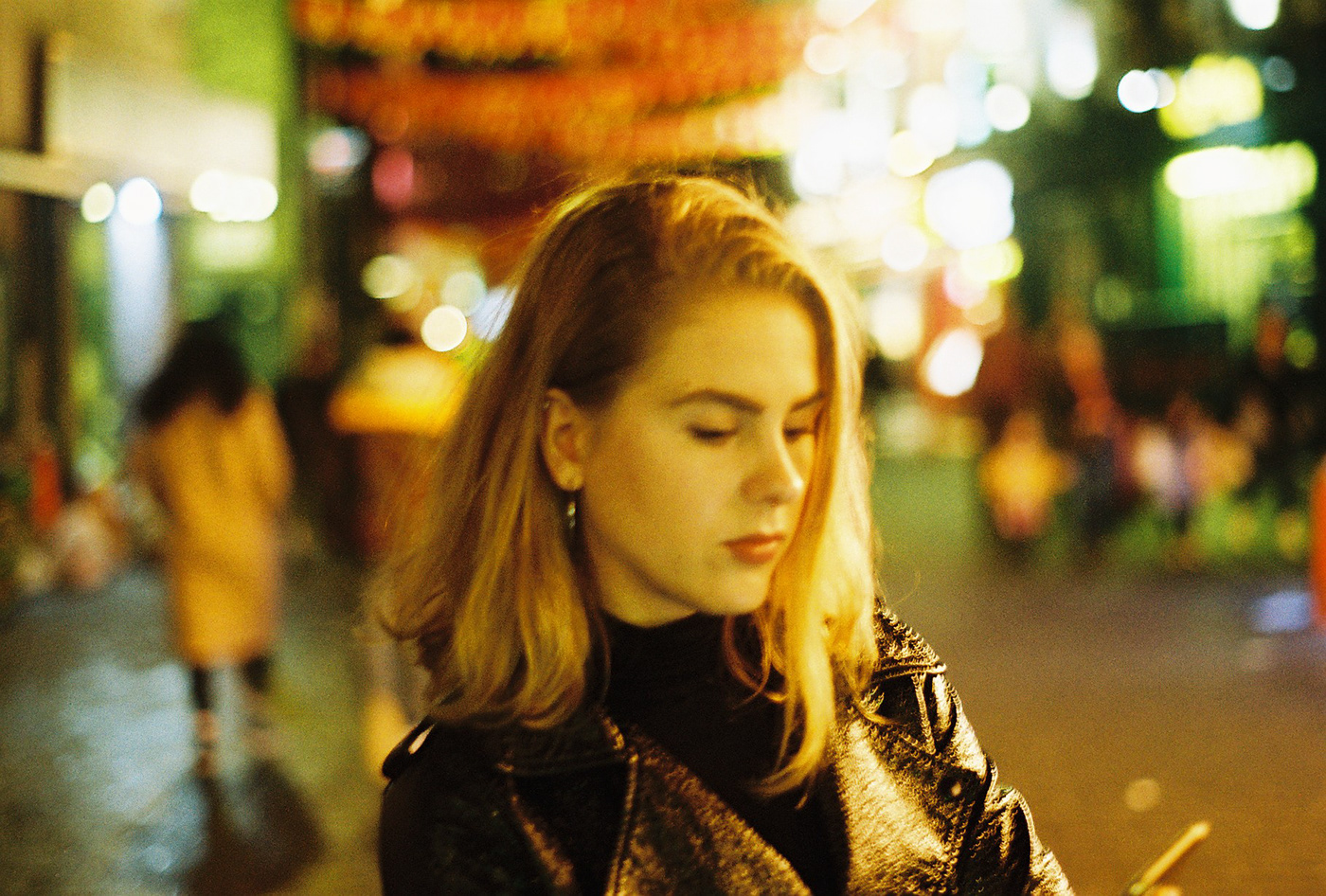 analog color London Pentax people Photography  portraits