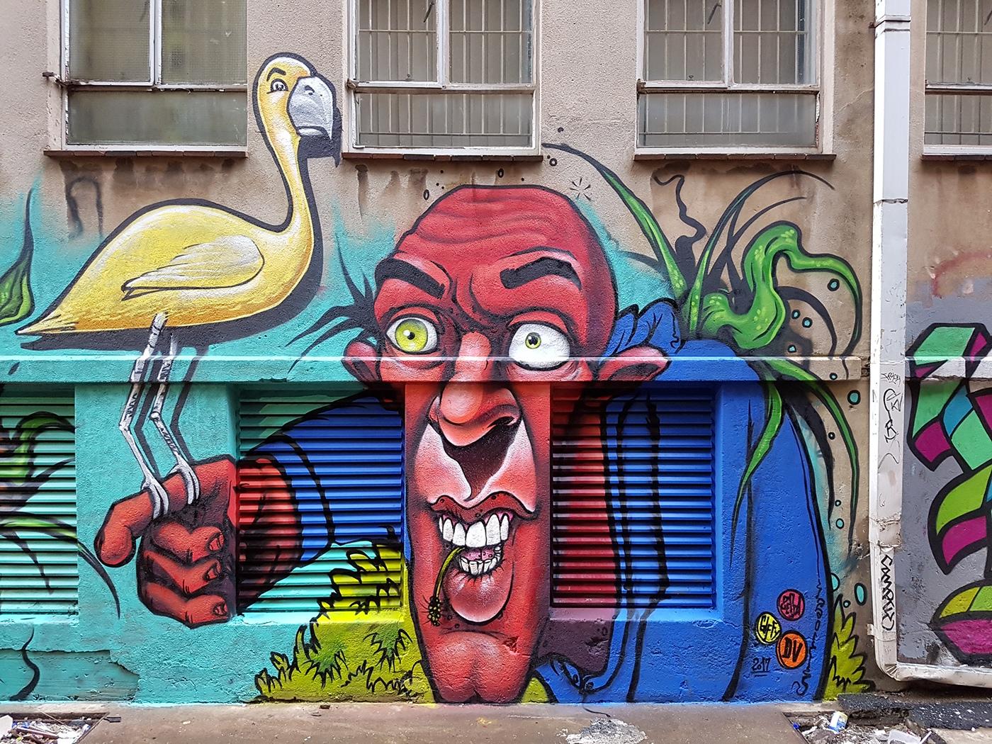 Zesta Jhb Street Art Street Graffiti