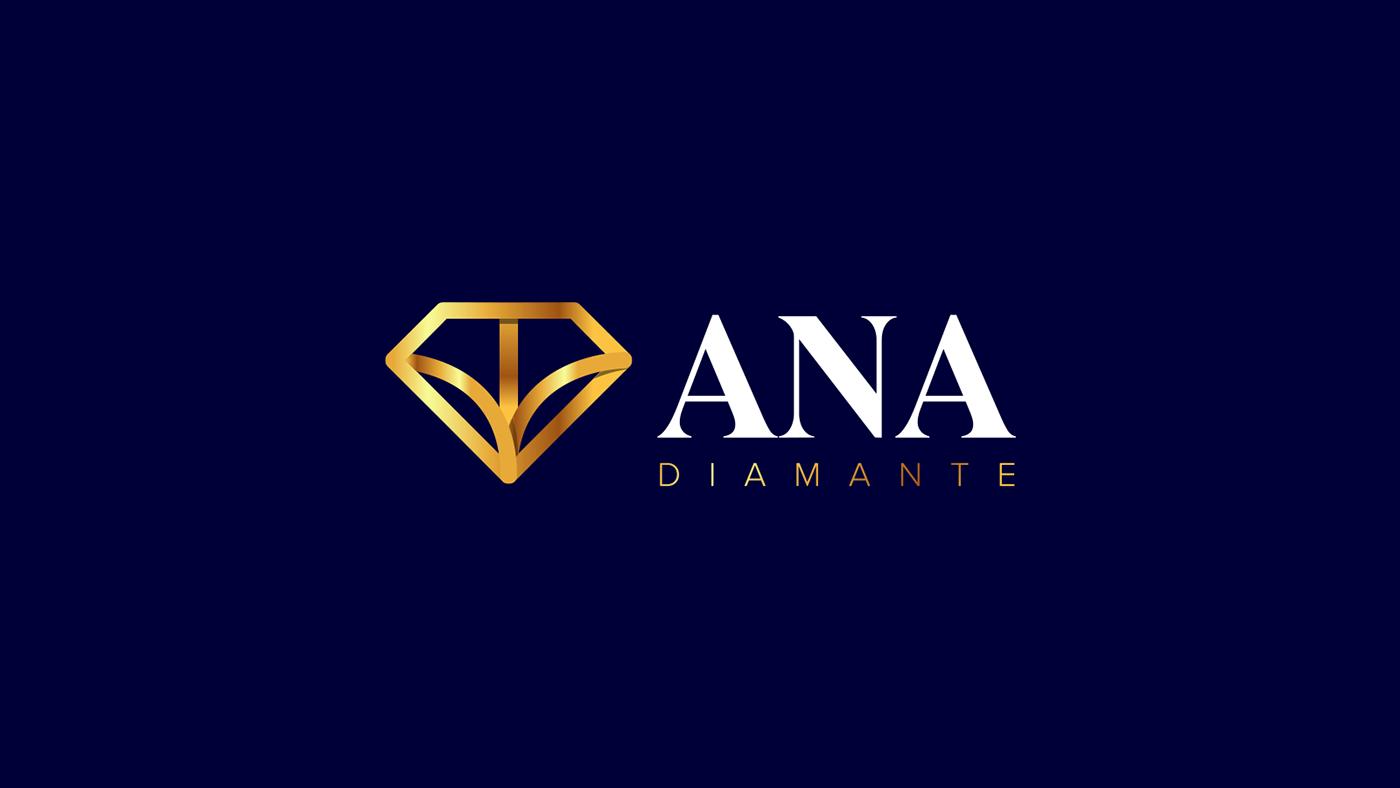branding  identidade visual Logomarca