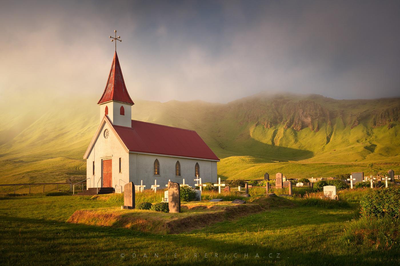 Magic churches - Iceland