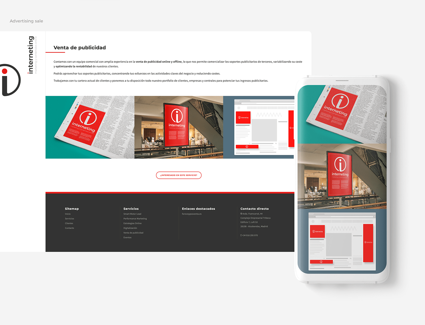 UI Web Design  Web ux interaction ui design branding  graphic design