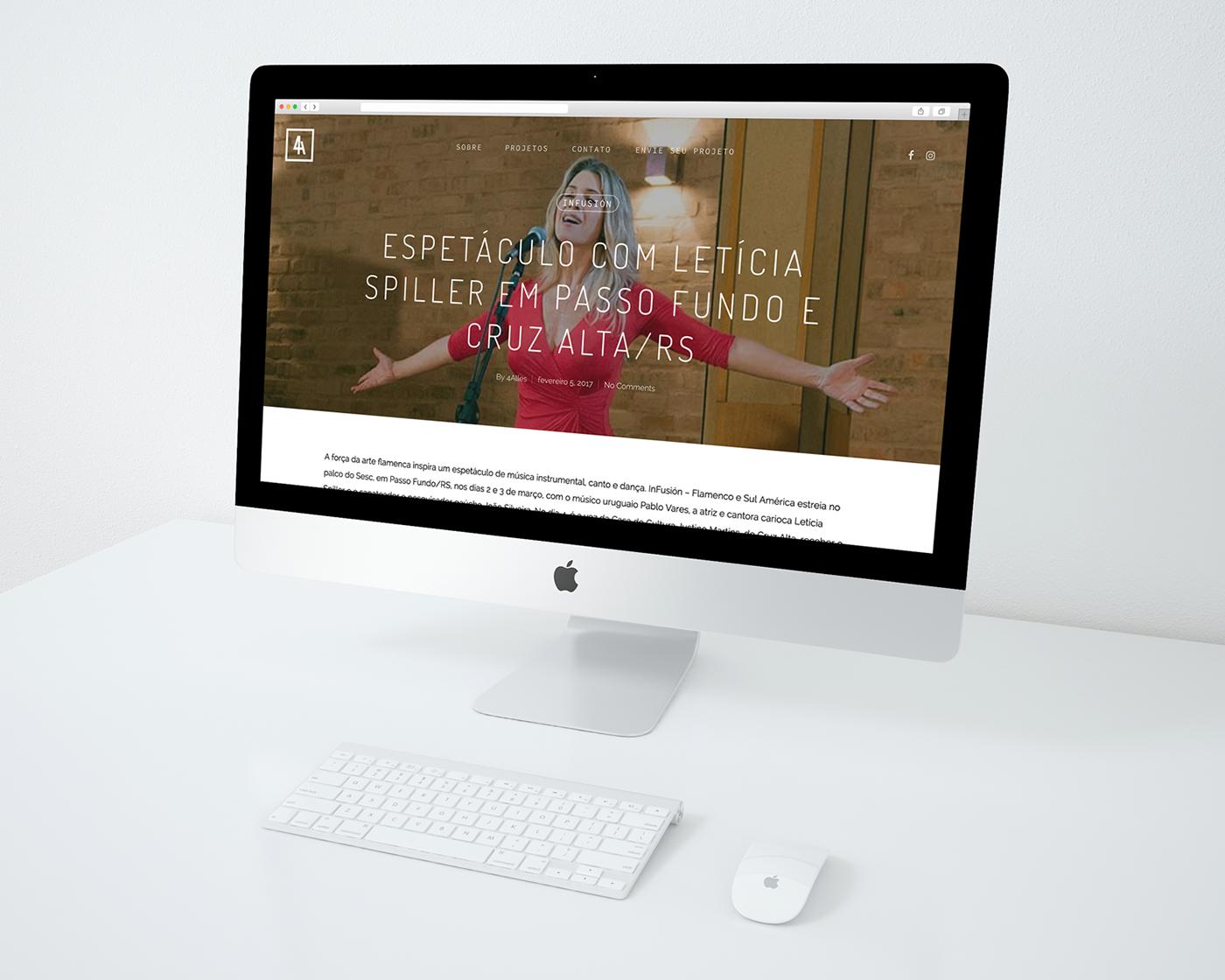 4Alles - Website & Blog