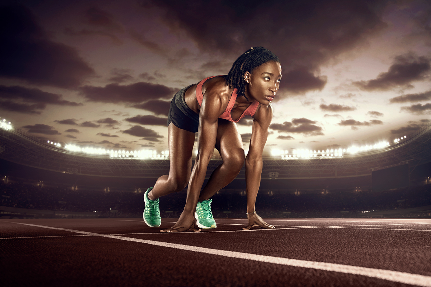coloring colorgrading visual sports photomanipulation compositing campaign