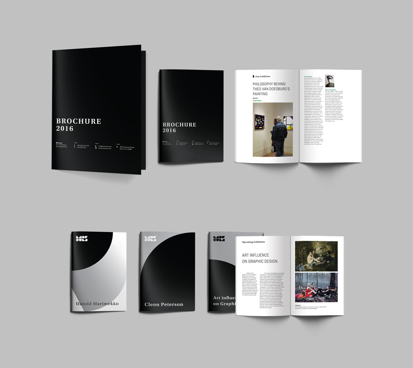 branding  graphic design  graduation museum editorial b&w vietnam tri identity student