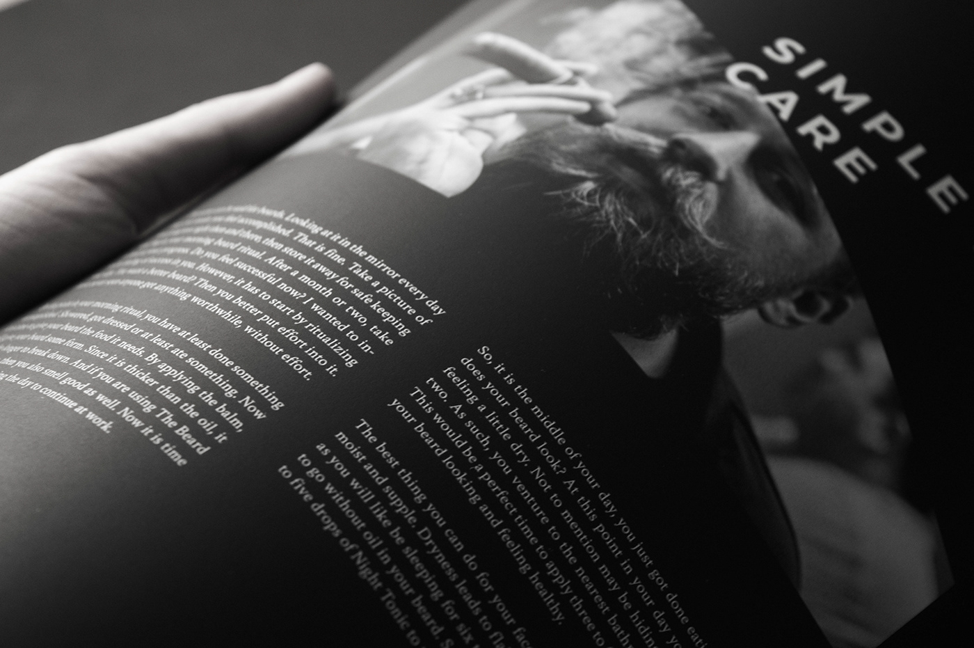 magazine Zine  typography   barber graphic design  Layout Design Layout graphic design barbershop