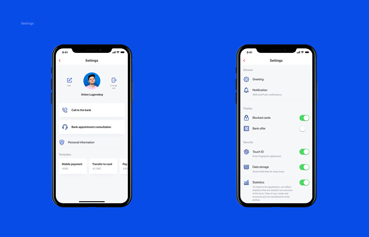 mobile banking application for ubi