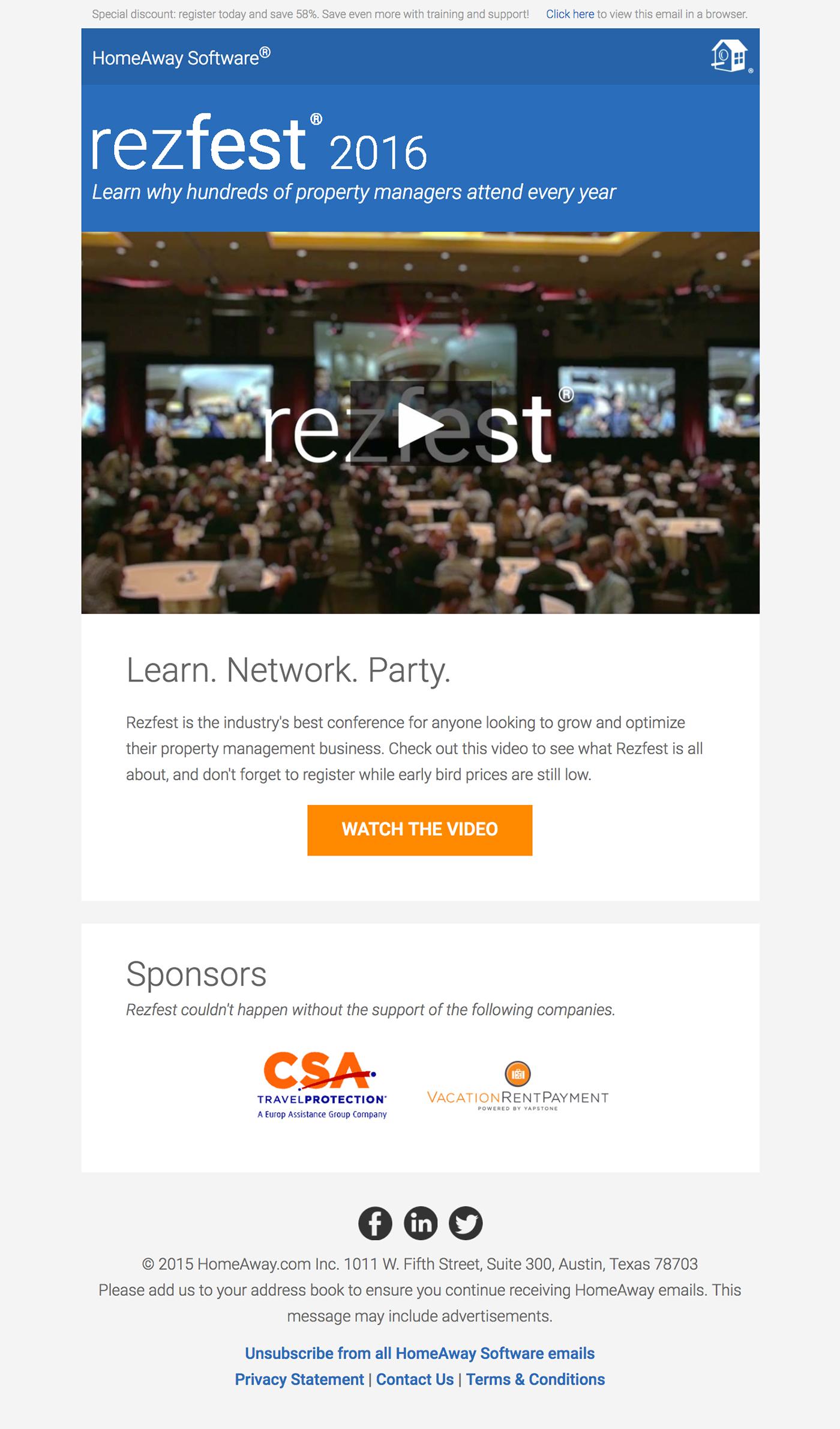 Event Design marketing   Email Signage wayfinding print design