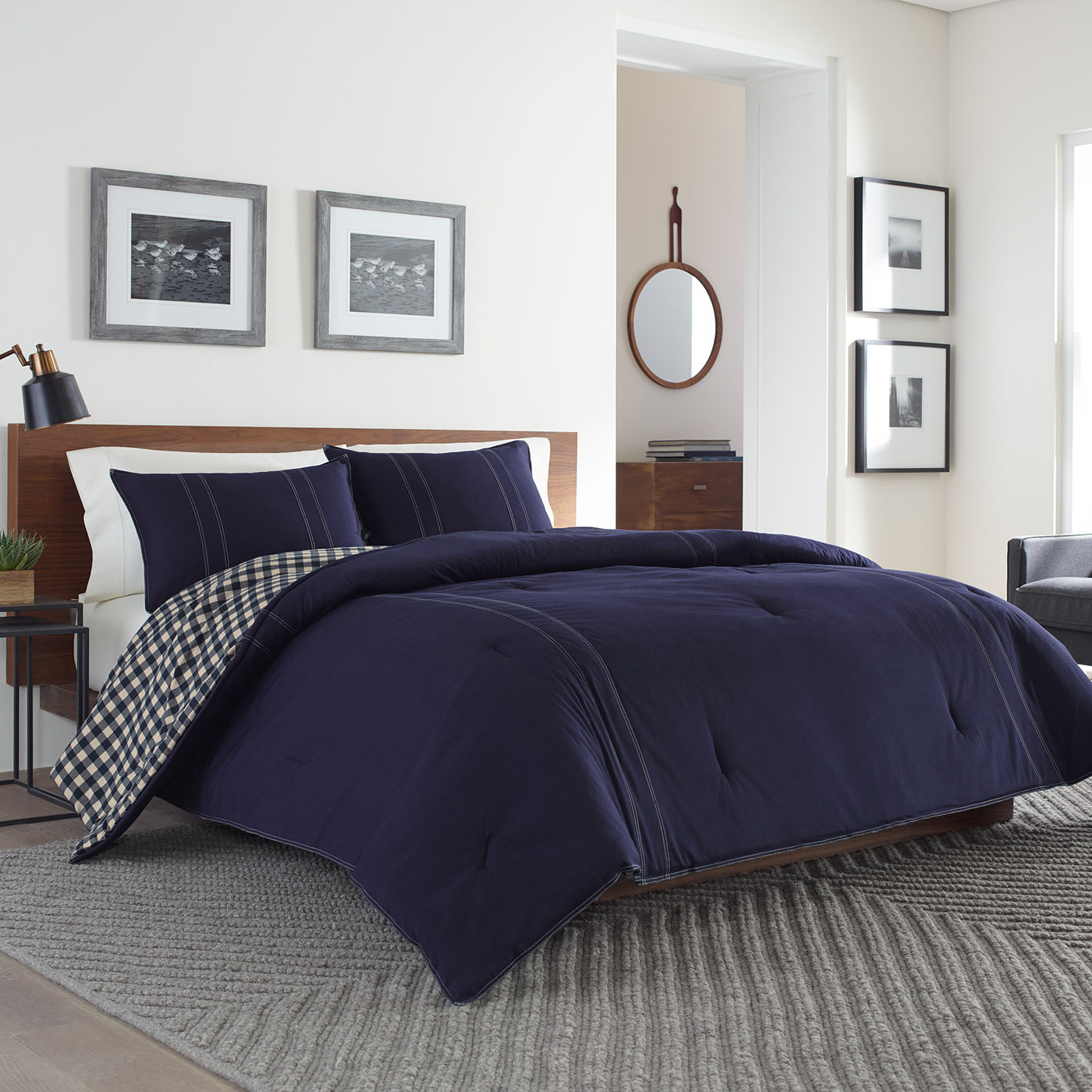 prepare bed plaid home set within from intended own bedding eddie for comforter vandanalighthealing your bauer