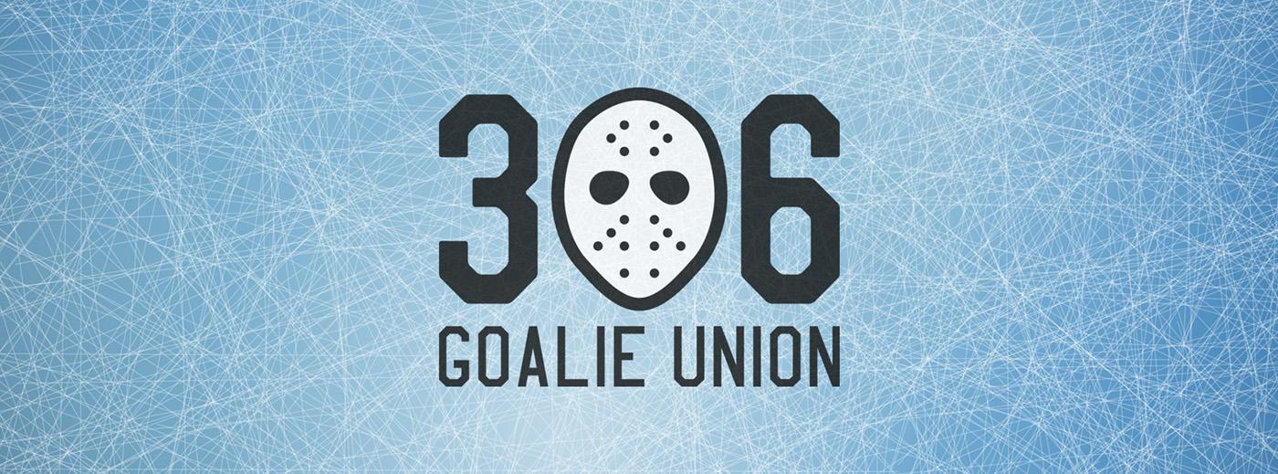 logo design Logo Design sports hockey hockey design Sports Design goalie