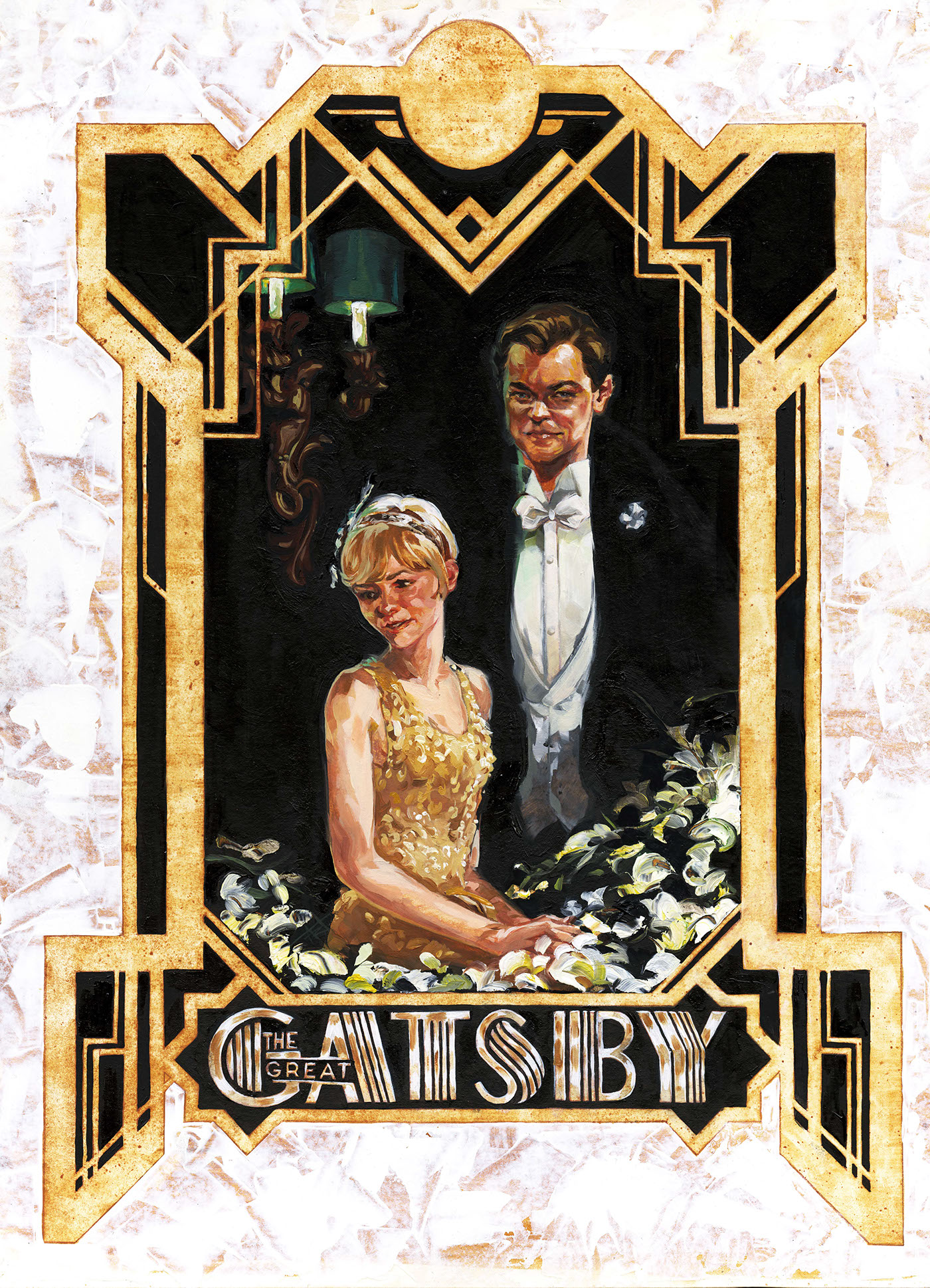 The Great Gatsby On Behance