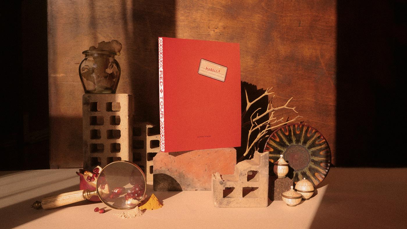 adventure desert Diary Film   lifestyle Morocco RoadTrip Travel Book Binding Nature