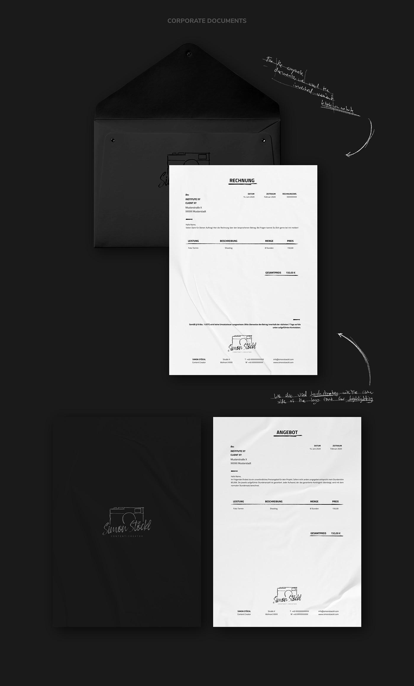 SIMON STÖCKL // Documents