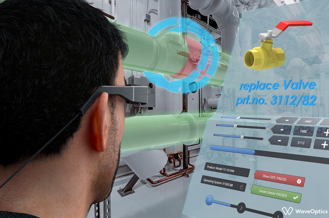 AR augmented reality glasses eyewear
