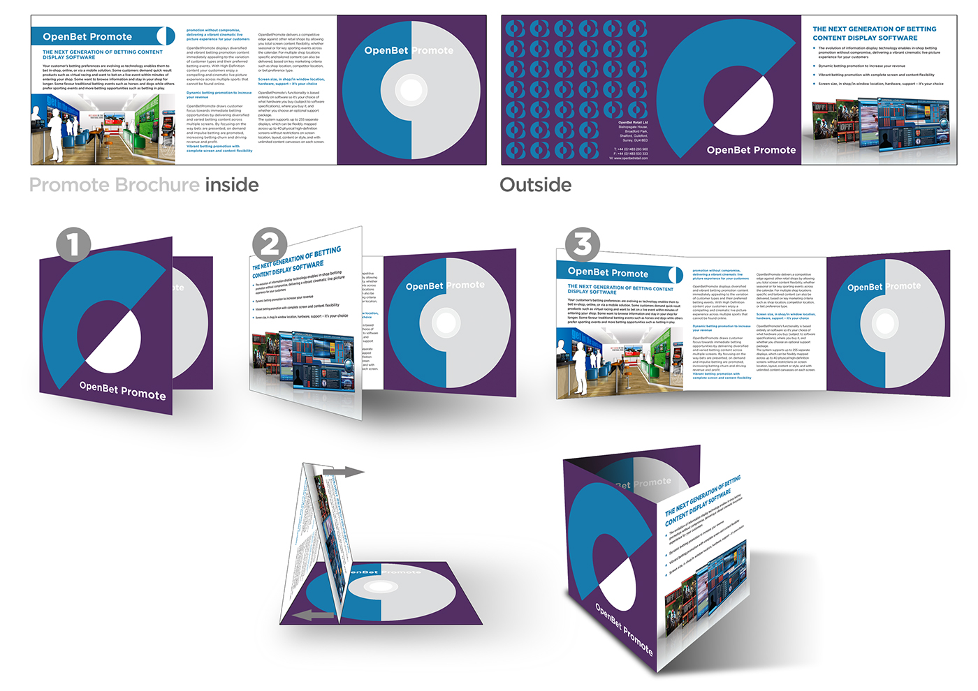 細緻的40張indesign排版範例欣賞